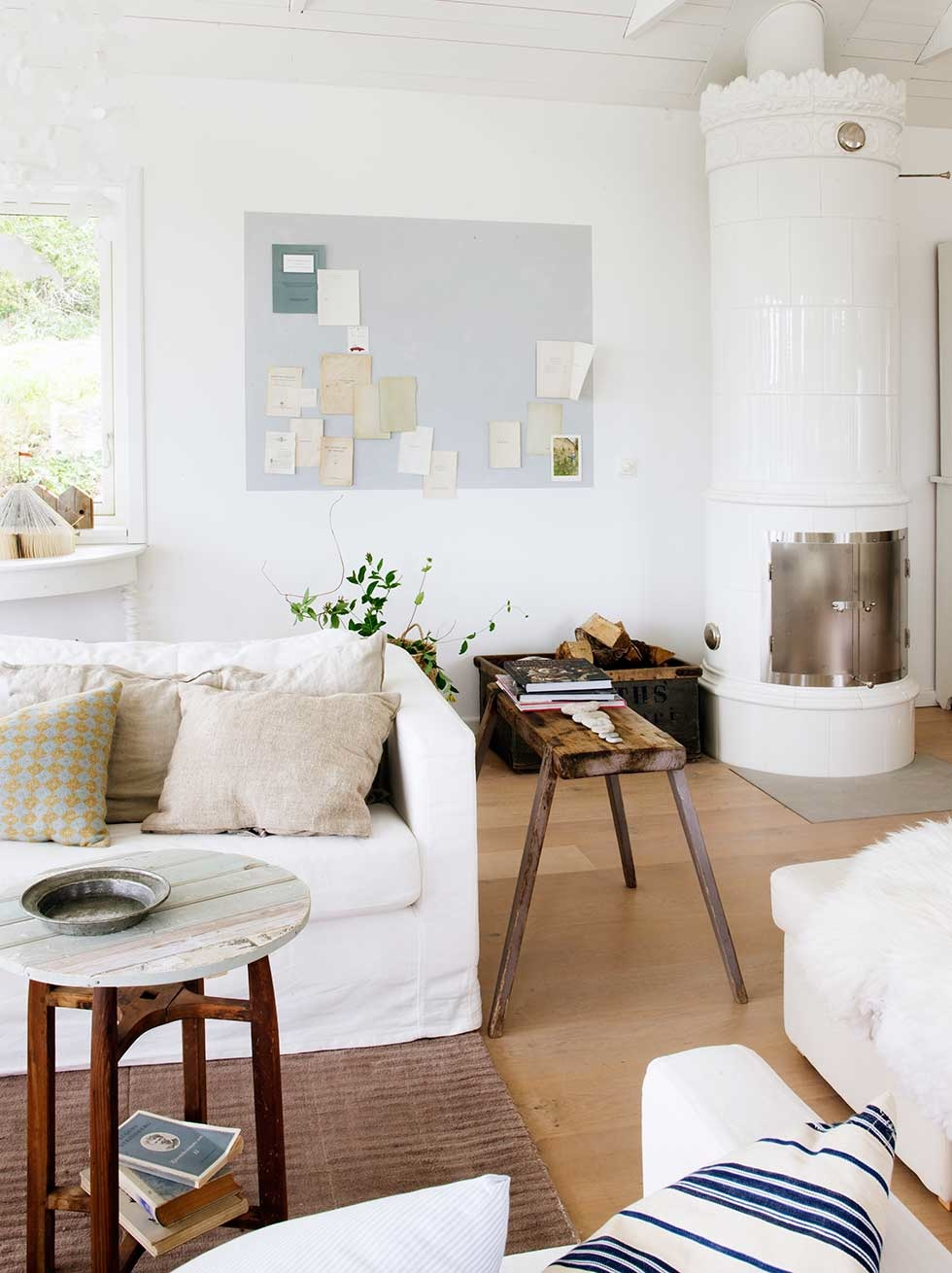 El estilo coastal cottage blog tienda decoraci n estilo n rdico delikatissen - Estilo nordico decoracion ...