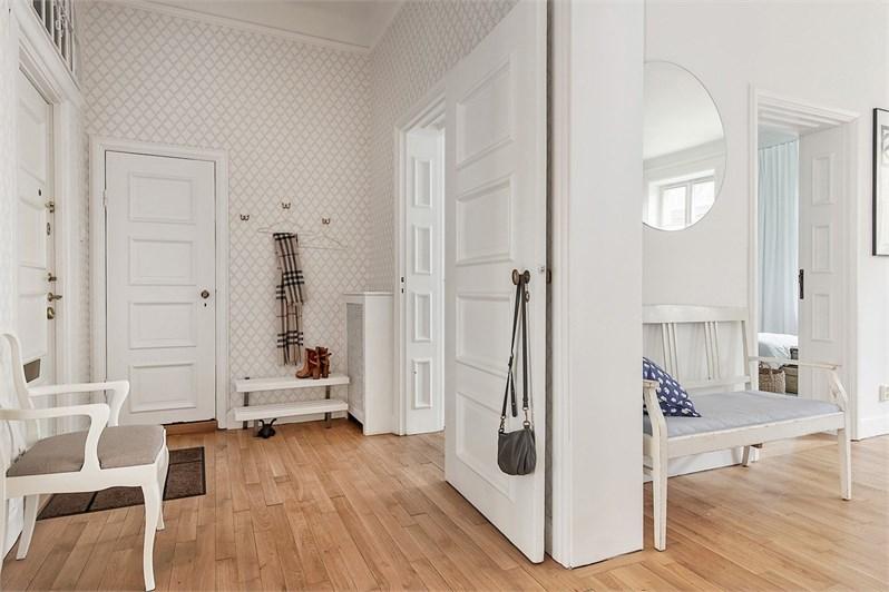 puertas correderas papel de pared estilo nrdico escandinavo estampados delicados papel pintado decoracin habitacin infantil colores