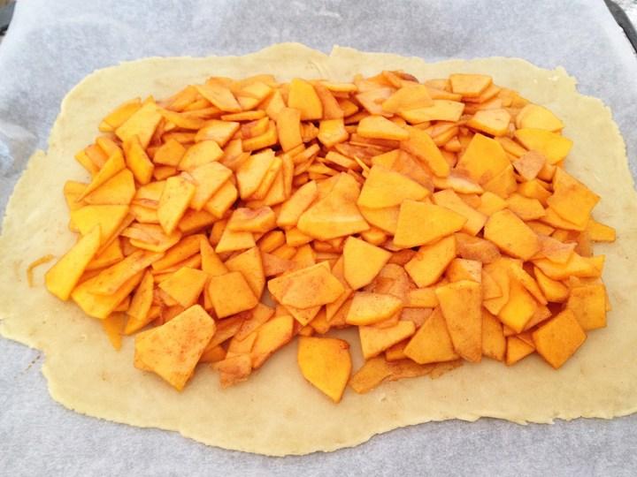 tartas empanadas dulces tarta calabaza recetas tradicionales españolas recetas postres delikatissen recetas dulces calabaza recetas barbastro recetas aragonesas Pastillo de calabaza dulces típicos somontano blog postres