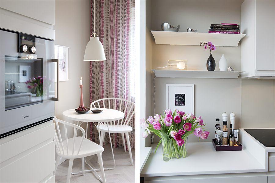 Minipiso en clave primavera blog tienda decoraci n - Muebles para piso completo ...