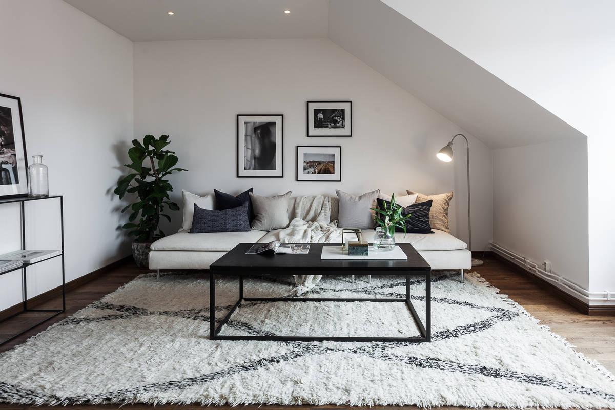 71 m² con un sólo dormitorio