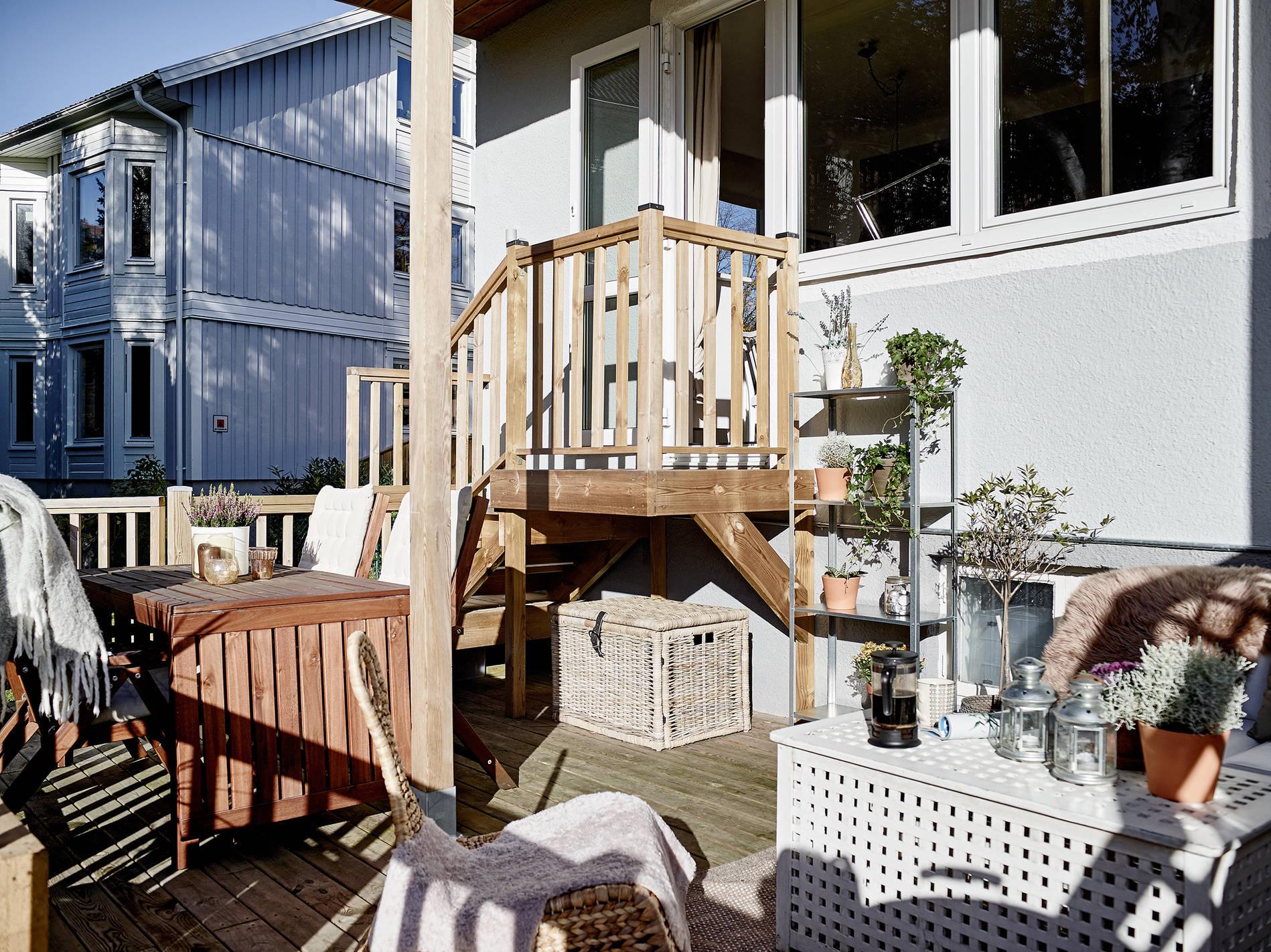 Un primero con terraza blog tienda decoraci n estilo for Terrazas pisos decoracion