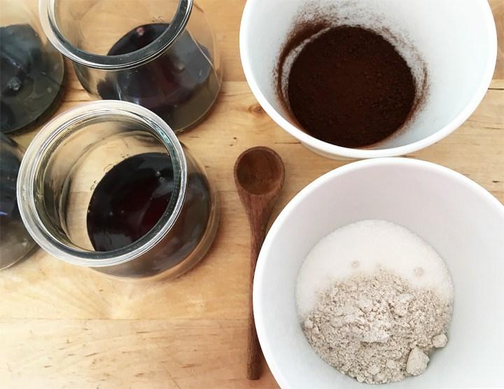 recetas delikatissen postres rápidos postres pudding postres individuales postres fáciles postres con nata postres con café Panna cotta de café