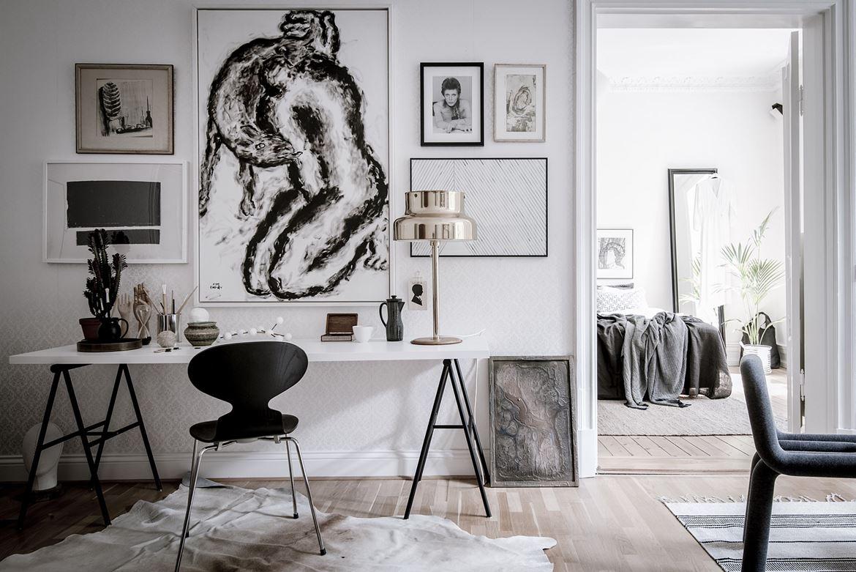 Cuadros y l minas sobre papel de pared blog tienda for Laminas salon decoracion