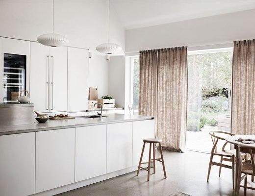 acabados modernos, casa sueca, decoración beige, decoración misma gama cromatica, decoración neutros, decoración nórdica blog, estilo minimalista, estilo moderno, estilo sueco, muebles de diseño, Tranquilidad y armonía con tonos neutros