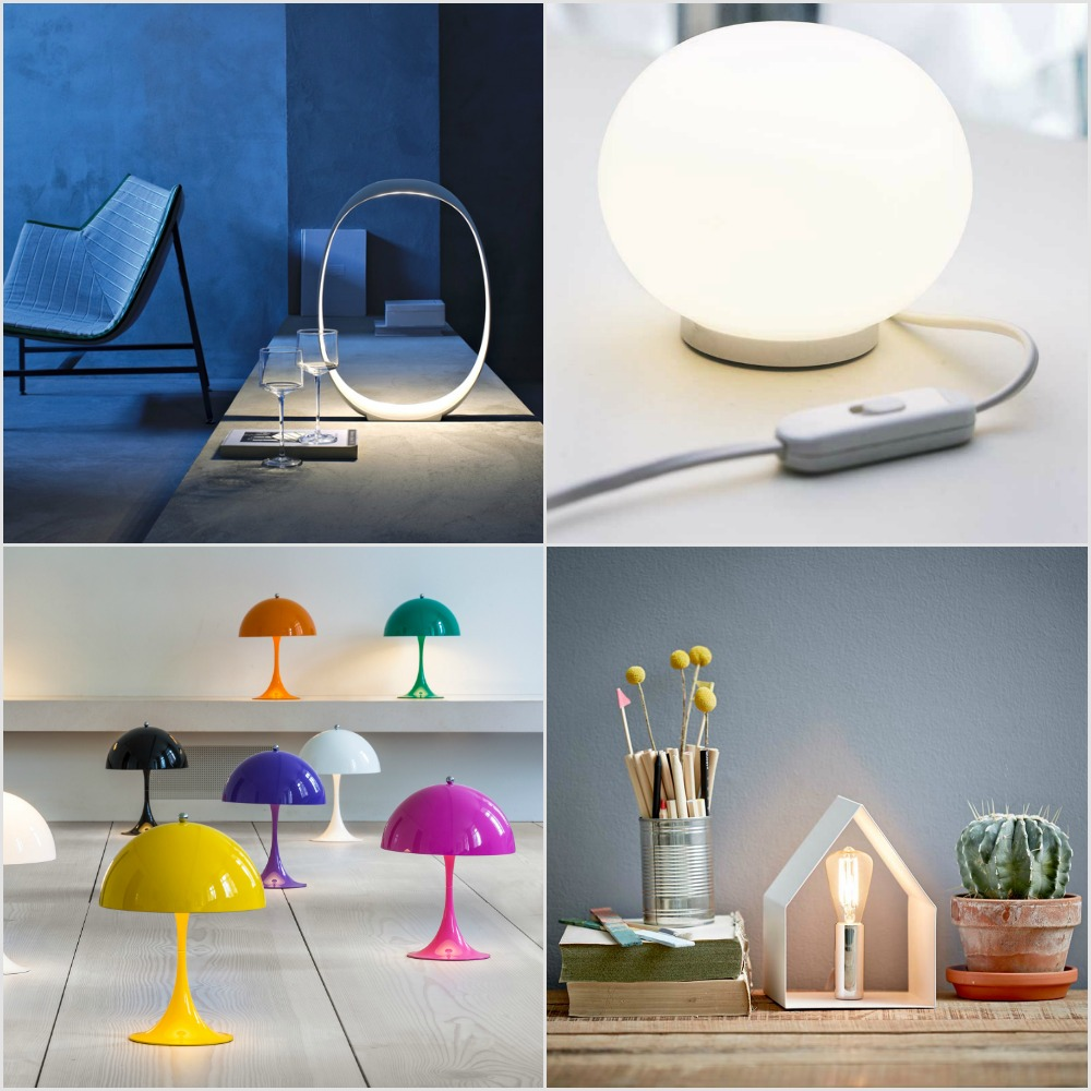 L mparas n rdicas de dise o para crear luz de ambiente blog tienda decoraci n estilo n rdico - Lamparas de decoracion ...