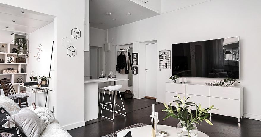 Cocinas peque as delikatissen blog tienda decoraci n estilo n rdico muebles dise o interiores - Estudio de interiores ...