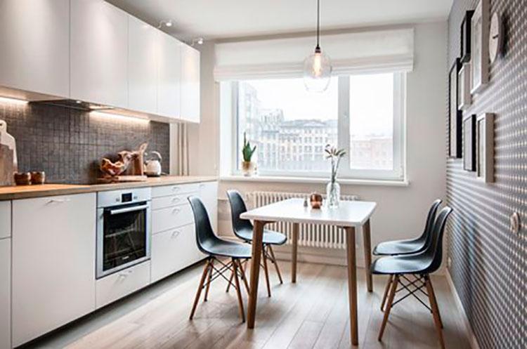 6 claves para una cocina de estilo n rdico blog tienda - Muebles estilo escandinavo ...
