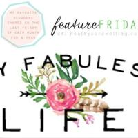 Feature Friday with My Fabuless Life