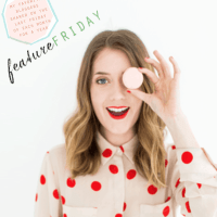 Feature Friday with Sugar & Cloth