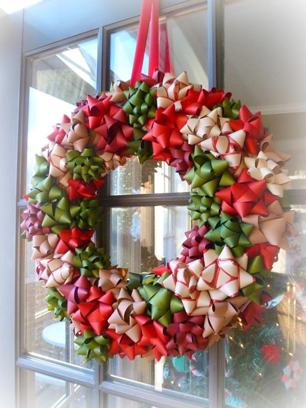 Festive Holiday Wreath 5