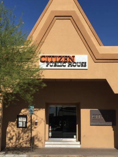 I'm a Fan – Citizen Public House in Old Town Scottsdale!