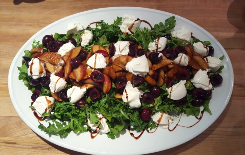 This Gorgeous Salad is also Big on Taste!