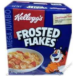 Small Crop Of Kelloggs Frosted Flakes