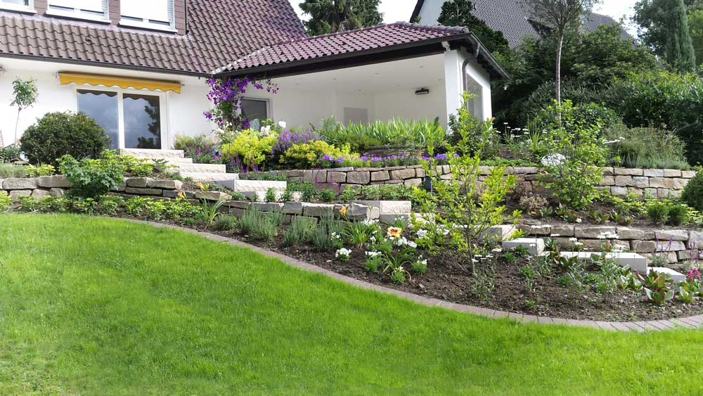 This Page Contains All Information About Moderne Gartengestaltung Hanglage.