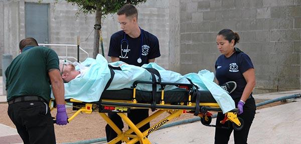 Del Mar College - Emergency Medical Technician