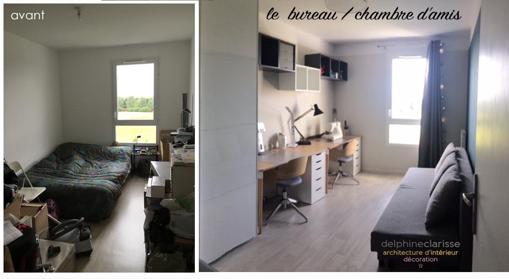 Amnagement Bureau Chambre Damis Portephotos With Amnagement Bureauun ...