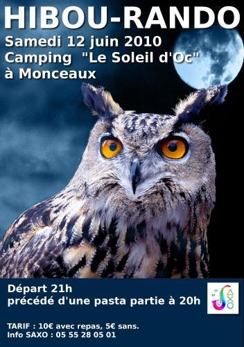mettre sur un cv sa participation a un camping associatif