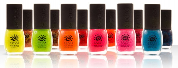 Hang On To Summer Sunshine With Del Sol Neon Nail Polish