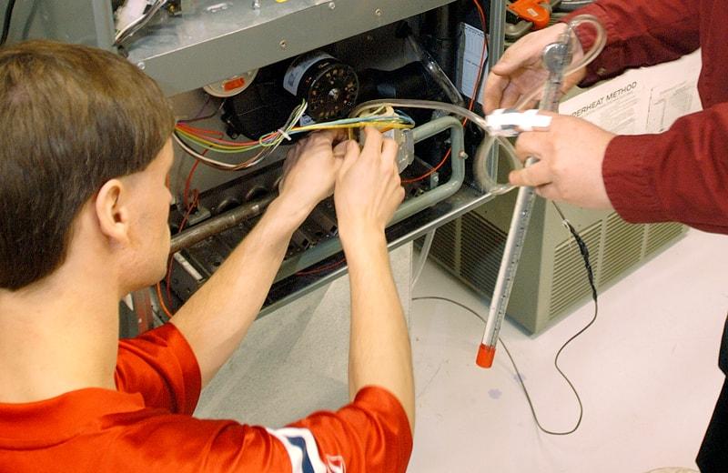 HVAC/R - Commercial Refrigeration - Advanced Certificate - Delta College