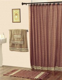 Country shower curtain : Furniture Ideas | DeltaAngelGroup