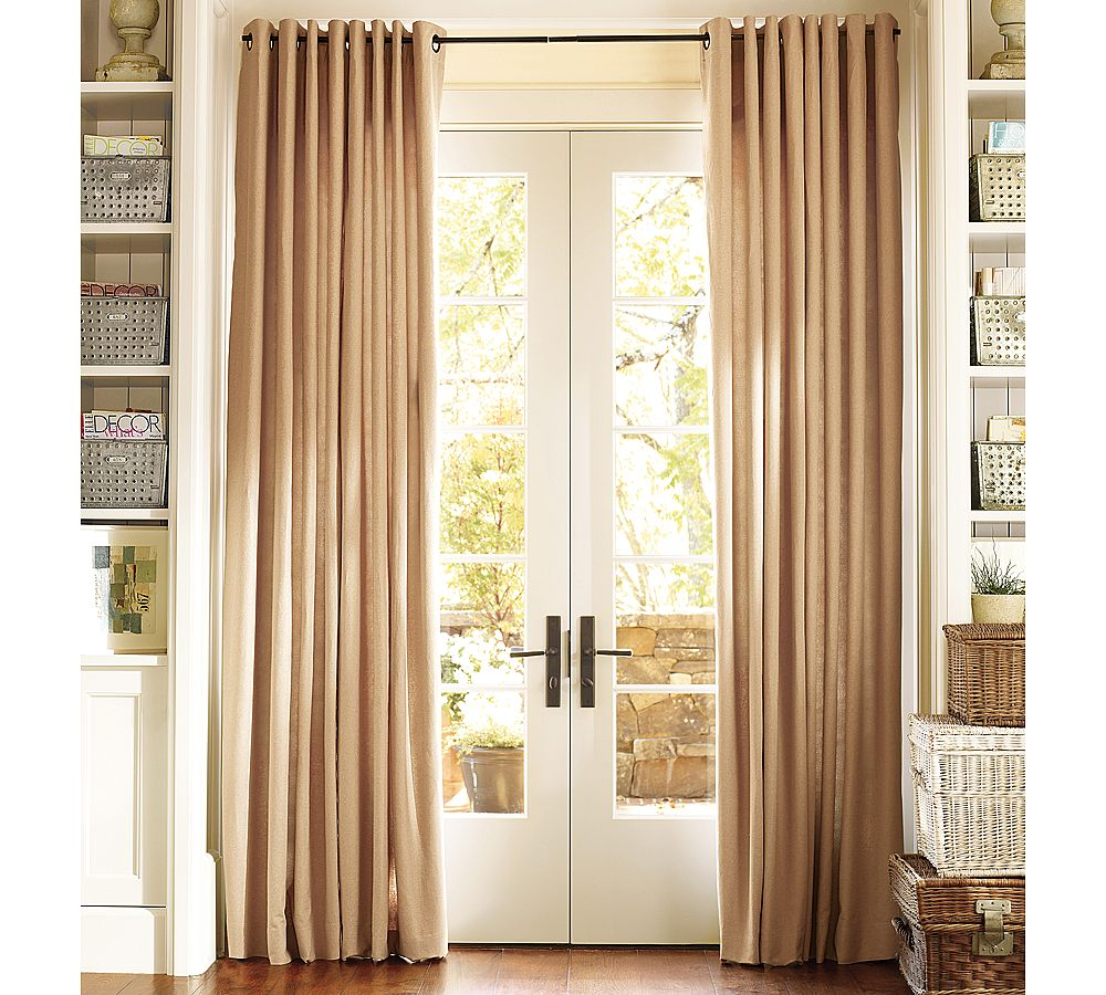 Pottery barn silk curtains - Curtain Rods Pottery Barn X 900 Download