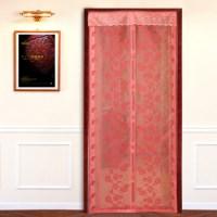 Magnetic screen door curtain : Furniture Ideas
