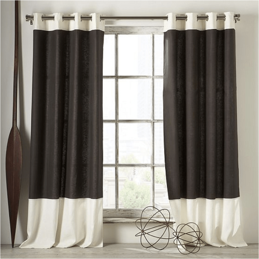 Window With Curtains. Ideas About Swag Curtains On Pinterest