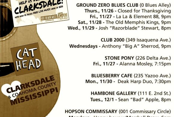 Live Music in Clarksdale