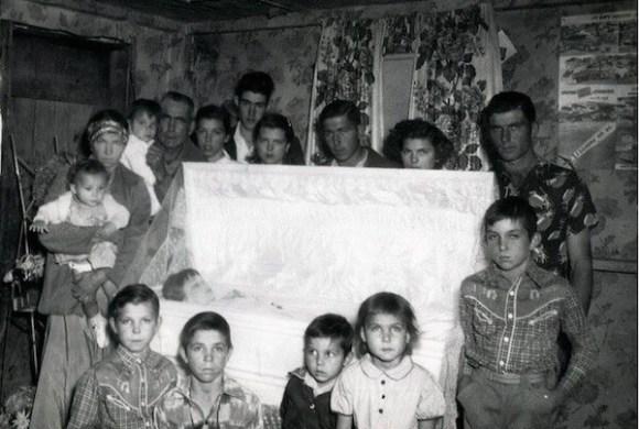 "The William ""Bud"" White Family. 1952"