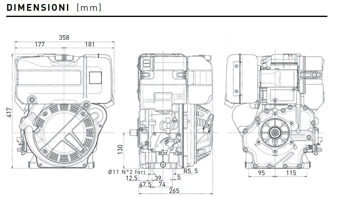 lombardini 15ld440 fuel filter
