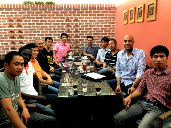 The First Hanoi WordPress Meetup
