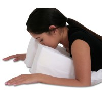 Stomach Sleeping - Face Down Pillow - Small Size: 17 x 14 ...