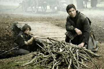 Game of Thrones Arya and Gendry Season 2 Episode 3 'What is Dead May Never Die'