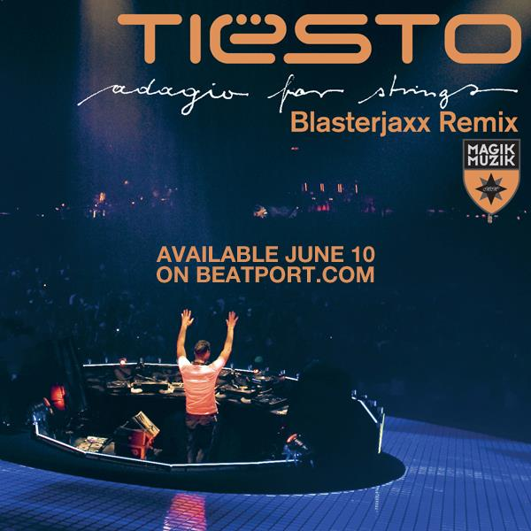 Tiesto - Adagio For Strings (Blasterjaxx Remix)