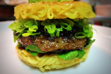 How to Make a Ramen Burger with SORTED Food