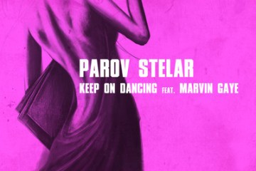 Parov Stelar feat Marvin Gaye - Keep On Dancing