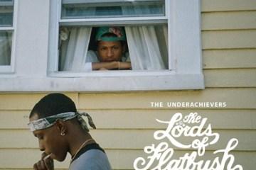 The Underachievers - Leaving Scraps