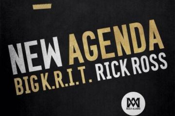 Big K.R.I.T. ft. Rick Ross - New Agenda