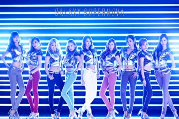GIRLS`GENERATION 少女時代 - GALAXY SUPERNOVA