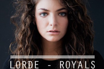 Lorde - Royals (Ross Horkings Remix)