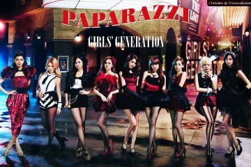 GIRLS' GENERATION 少女時代 - PAPARAZZI