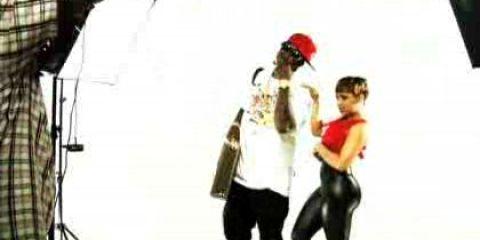 Gucci Mane - Photoshoot