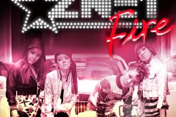 2NE1 - Fire (Street Ver.) Music Video