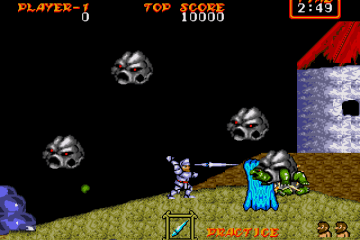 Ghouls and Ghosts (1988)