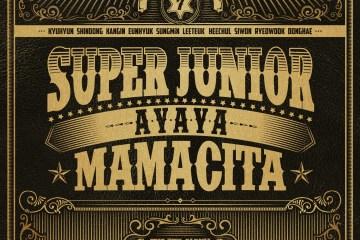 Super Junior 슈퍼주니어 - MAMACITA (아야야)