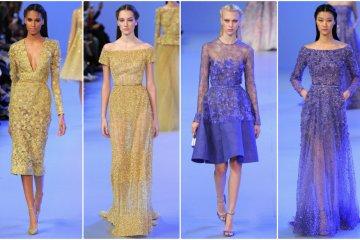 Elie Saab Spring:Summer 2015 | Paris Fashion Week PFW