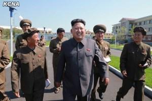 Kim Jong Un Wisong Residential Facility