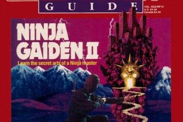 Ninja Gaiden II Nintendo Power