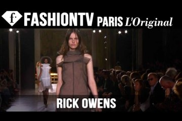 Rick Owens Spring:Summer 2015 - Paris Fashion Week PFW